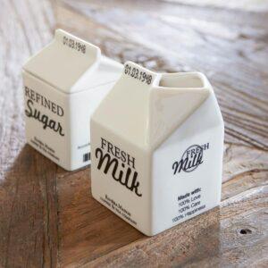 Mjölk & Socker
